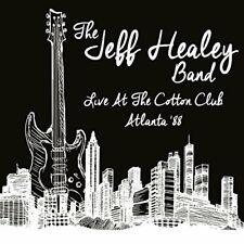 Jeff Healey Band - Live At The Cotton Club 88 [CD]
