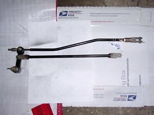 MG TD TF CLUTCH Linkage complete Box to Bell housing. Brand New- all shown