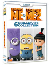 Cattivissimo Me 1 & 2 - Minimovie Collection DVD UNIVERSAL PICTURES