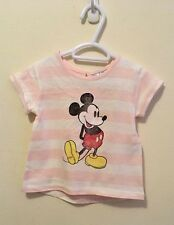 Cute Baby Girl BNWT Cotton On Kids Disney Mickey Tee size 00/ 3-6m