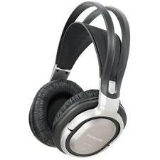 Panasonic RP-WF950EB-S Wireless Headphones With Surround Sound Black/Silver New