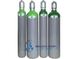 10L + 20L Gasflasche Mischgas Schweißgas Schutzgasflasche Argon CO2 Schutzgas