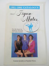 FIGURE MATES 1991 - 92 CATALOG ICESKATING OUTFITS FILLED W/ PHOTOS