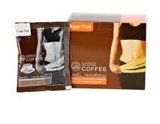 Lansley Diet Coffee Plus Collagen Fiber No Sugar Weight Control Perfect Shape