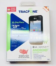 """TRACFONE - LG OPTIMUS FUEL ANDROID 3.5"""" Smart phone, Brand New, Factory Sealed"""