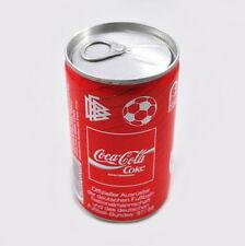 Coca Cola Dose DFB mit Inhalt, voll, ungeöffnet, unopend can, Germany 1987 / 88