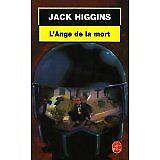 Jack Higgins - L'ange de la mort - 1995 - poche