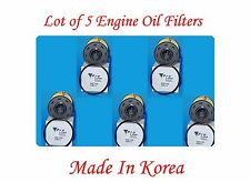 5 Engine Oil Filter SOE6162 Fits:Dodge Dart Fiat 500 500L 4Cyl 1.4L 2012-2015