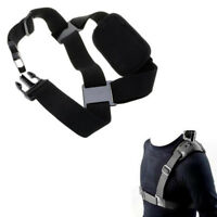 Pro Single Shoulder Chest Strap Mount Harness Belt For GoPro Hero 3+ 4 Camera