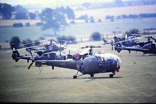 3/979 Alouette III Serial 146/1092 Reg V-270 Swiss Air Force Kodachrome SLIDE