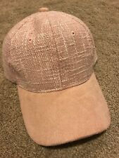 David   Young Blush Pink Womens Adjustable Hat New e29574419e81