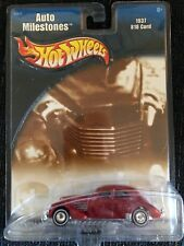 Hot Wheels Auto Milestones1937 810 Cord - Mint In Mint Package