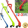 Lightweight String Trimmer Electric Corded Weed Eater Compact Grass Yard Edger