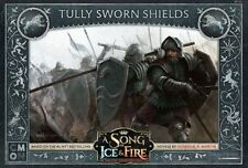 A Song of Ice and Fire Tully Sworn Shields (English) Cool Mini or not Westeros