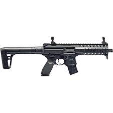 Sig Sauer AIR-MPX-177-88G-30-BLK CO2 Powered Air Rifle