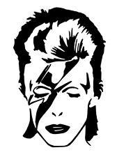 David Bowie vinyl car Decal / Sticker