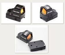 Holosun HS407C Mini Solar Power Open Reflex Red Dot Sight