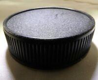 Rear Lens Cap for Pentax K PK KR KA A M push slip on type plastic