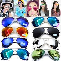 Sonnenbrille Pilotenbrille Fliegerbrillen Pornobrille Brille Verspiegelt Aviator