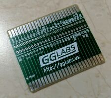 GGLABS RISER50 PCB Apple II/II+/IIe/IIgs slot riser w/ Logic Analyzer Connector