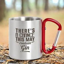 Novelty Camping Personalised Mugs