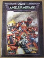 Codex Angeli Sanguinari -- 1998