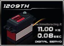 SERVO DIGITALE POWER HD 11Kg HD-1209TH HIGH VOLTAGE CON INGRANAGGI IN TITANIO