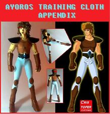 AIOROS SAGITARIO TRAINING CLOTH APPENDIX, para MYTH CLOTH AYOROS AYOLOS SEIYA