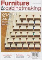 Furniture & Cabinetmaking Issue 269 April 2018 Design/Inspiration/Projects/Techn