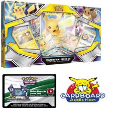 Pikachu Gx Eevee Gx SM232 SM233 SM234 SM235 código ptcgo correo electrónico de eBay!! rápido!!!