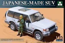Véhicule Japonais type SUV - KIT TAKOM INTERNATIONAL 1/35 n° 2007