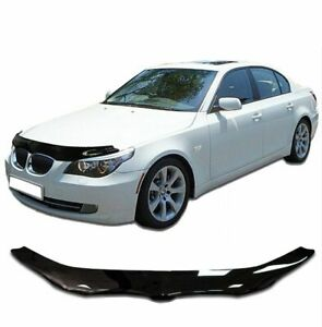 Bug Shield Hood Deflector Protector Guard for Car BMW E60 2003-2010