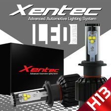 XENTEC LED HID Headlight kit 488W 48800LM H13 9008 6000K 2008-2011 Ford Focus