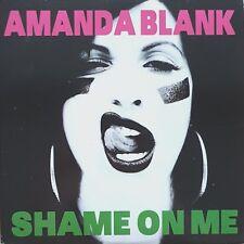 Amanda Blank – Shame On Me [ CD SINGLE PROMO ]