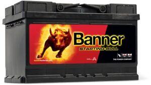 096 Banner Starting Bull Car Battery (57044)