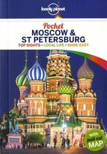 Travel Guide: Moscow and St. Petersburg-Leonid Ragozin, Lonely Planet, Mara Vorh