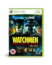 Watchmen: The End is Nigh - Parts 1 and 2 (Xbox 360) Brand New & Factory Sealed