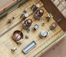 Equipos De Destilería, Faller 180457, Miniaturas Kit Construcción H0 (1:87)