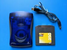 Iomega Zip 250 MB USB Powered External Zip Drive for PC