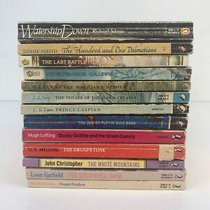 Puffin Vintage Children's Books Paperback Job Lot Bundle x13 Penguin 1970s 1980s