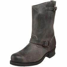 FRYE Men's Engineer 12R 87800 Boots Charcoal Size 7.5M