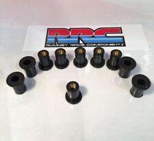 10xM4 Rubber Well Nuts Aprilia Fairings/screens #AP8144564 RSV4 RS125.Race Spare