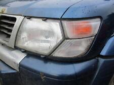 NISSAN PATROL Y61 Lampada Faro Anteriore Lato Passeggero Testa Luce anteriore 1997 <