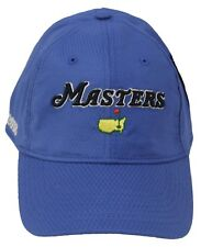 2018 Dated Masters Performance Hat, Date On Side, Cobalt Blue, New with Tags