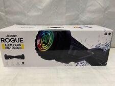 Jetson Rogue Hoverbord Light-Up Wheels - Black . Free Shipping . K4