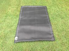 NEW RECTANGLE TRAMPOLINE MAT ONLY ( 7 X 4) 3 Yr Wty Stitching AUSSIE MADE