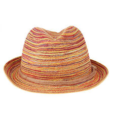 ca5a698302f Wide Brim Panama Straw Cap Summer Beach Fashion Sun Hat Sunbonnet Unisex