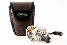SHIMANO CALCUTTA CONQUEST 250DC Right handed reel USED from Japan #C82