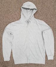 Sudaderas de hombre grises 100% algodón talla S