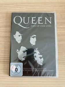 Queen _ Days of Our Lives Documentary _ DVD _ 2011 NUOVO SIGILLATO RARO